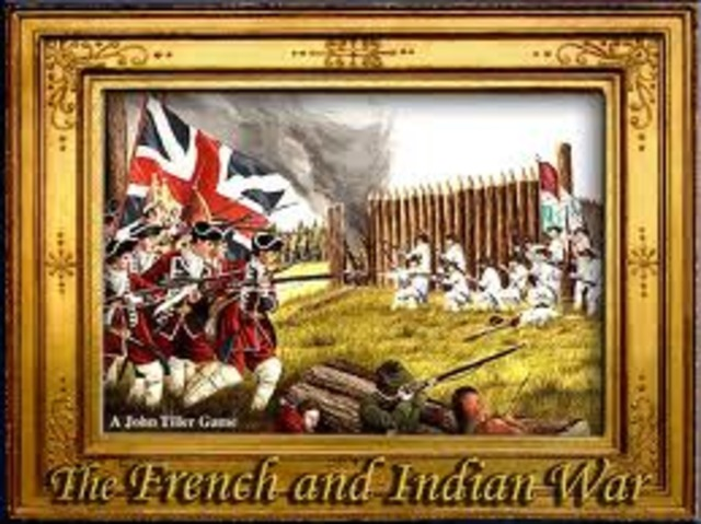 French and Indian war - (1754-1763)