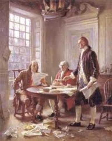 2nd Continental Congress1775