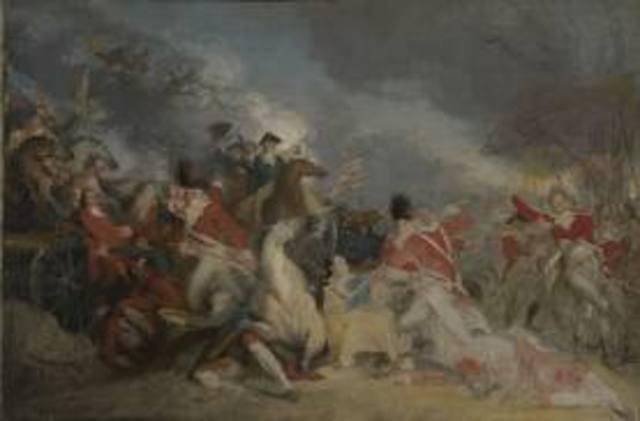 Battle of Princeton 1776-