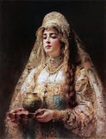 ivans wife