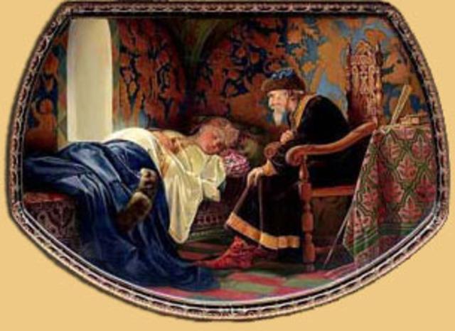Anastasia's Death