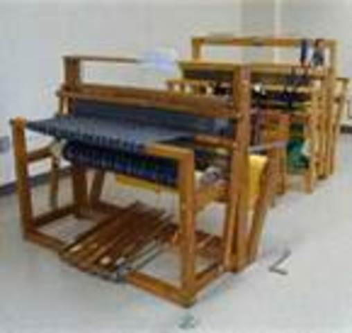 Automatic Loom invented