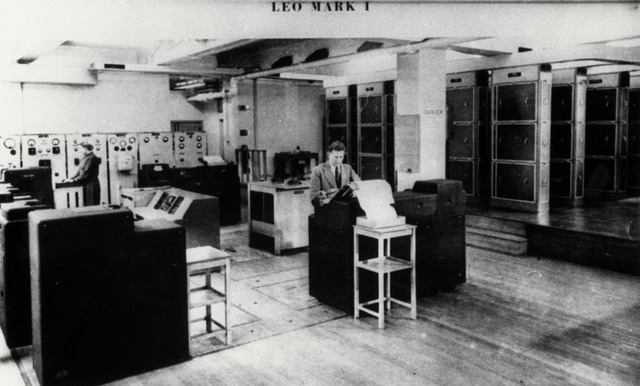 Engladns first commercial computer