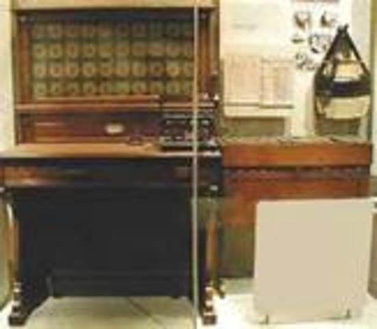 tabulating machine