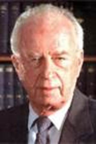 Prime Minister Rabin Assassinated