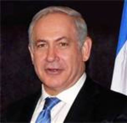 Election of Benjamin Netanyahu