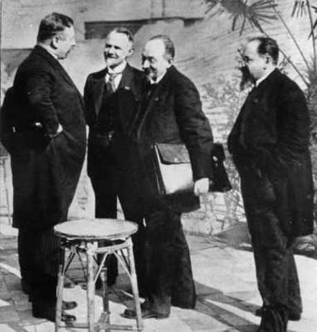 Treaty of Rapollo