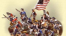 The Revolutionary War timeline