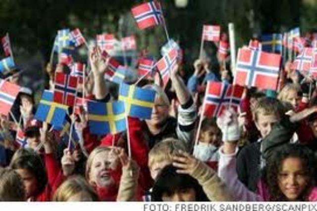 Svensk-norska unionen upplöst