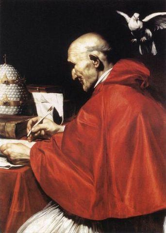 "Papa Gregori i ""el mange"""