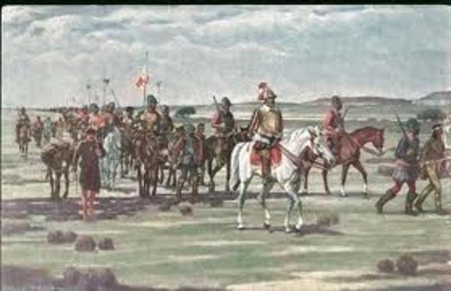 Francisco and his men head home