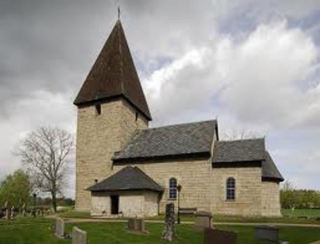 Kyrkan fri från staten
