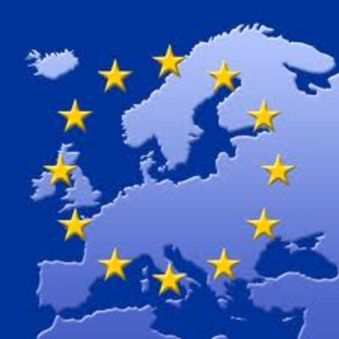 med i EU