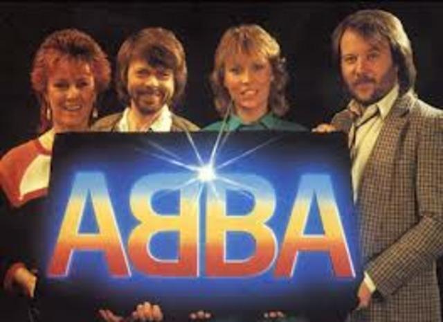 ABBA vinner Melodifestivalen