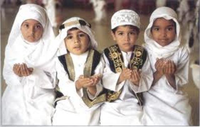 Amr ibn-al takes power