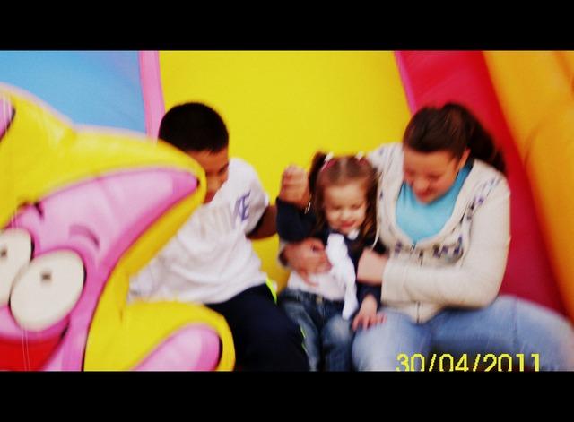 Cumpleaño de mi sobrina