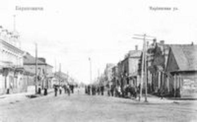 Барановичи получают статус областного центра Советской Белоруссии.
