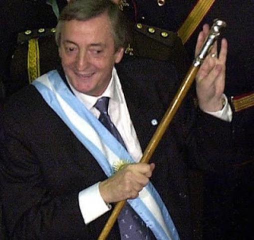 Presidente de La Nación Argentina