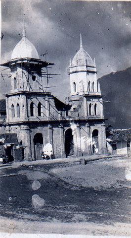 la primera iglesia y su historia