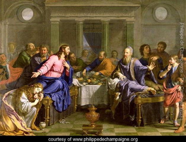 Simon's Feast