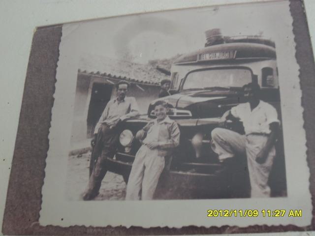 los primeros carros