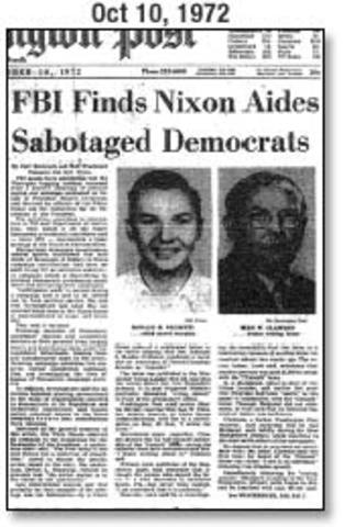 Washington Post Reports