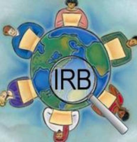 IRB Submitted
