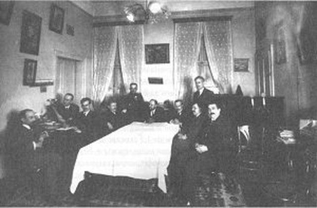 Bulgarian Coup d'état