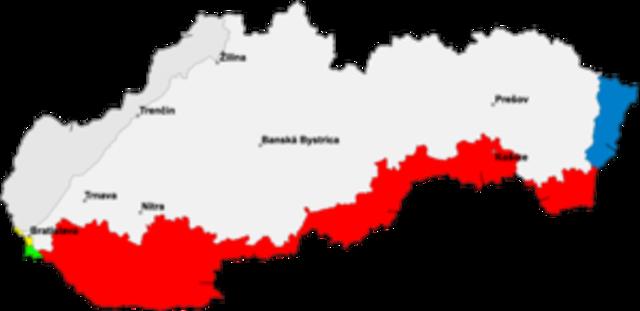 Slovak hungarian war