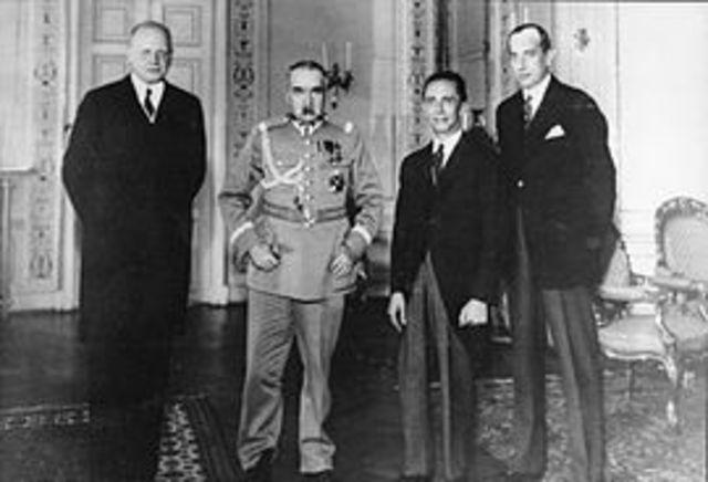 German Polish Non Agression Pact