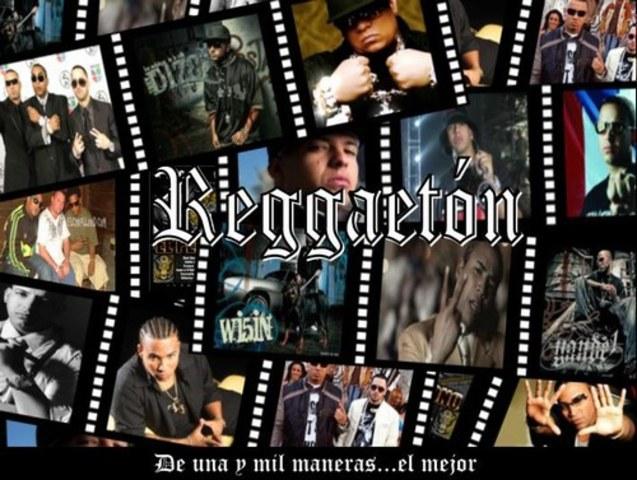Entre los primeros exponentes del reggaeton estan..