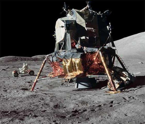 "Apollo 17 Third ""J"" Mission and Final Lunar Landing"