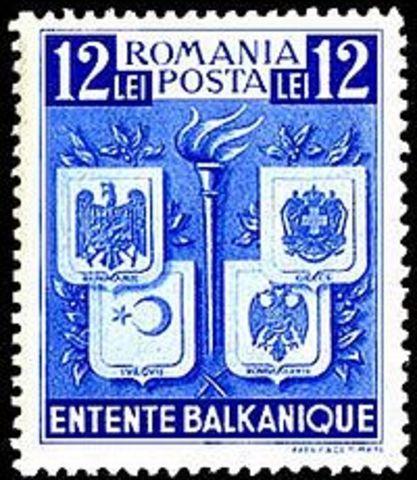 1934 Balkan Pact