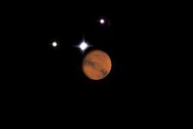 Jean Picard and Mars