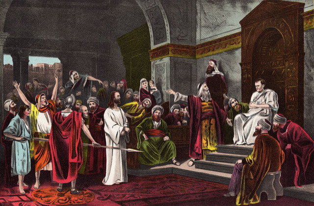 Pilate's Hall (Part 2)