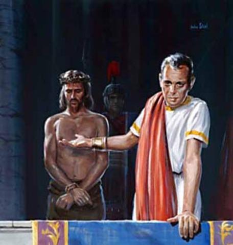 Pilate's Hall (Part 1)