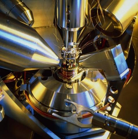 Scanning Tunnel Microscope