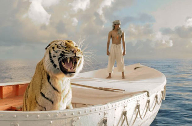 Just Pi and Richard Parker