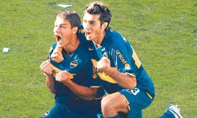 Clausura 2008 Boca 1 River 0