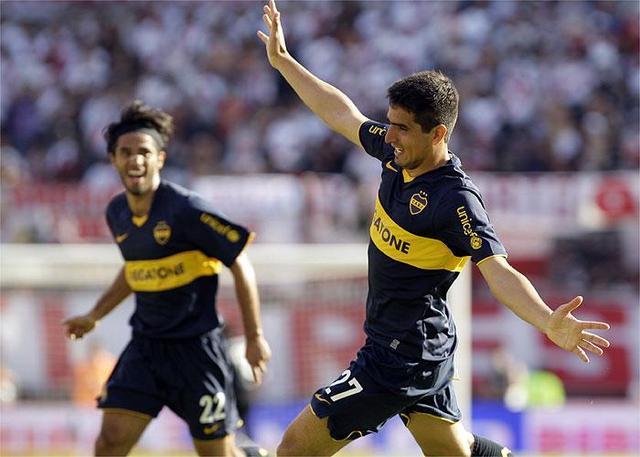 Apertura 2008 River 0 Boca 1