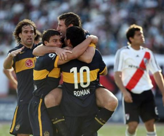 Apertura 2009 River 1 Boca 1