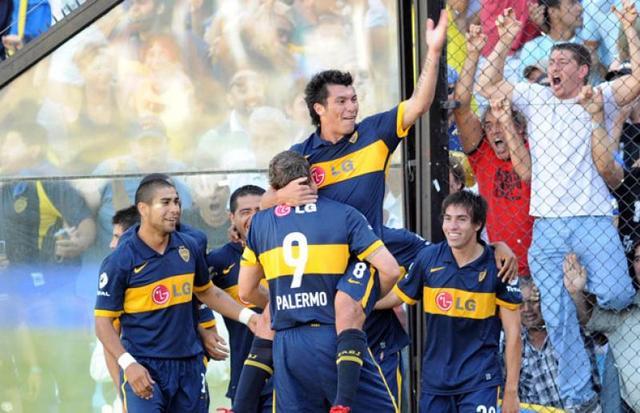 Clausura 2010 Boca 2 River 0
