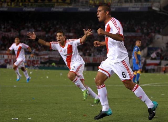 Apertura 2010 Boca 1 River 0