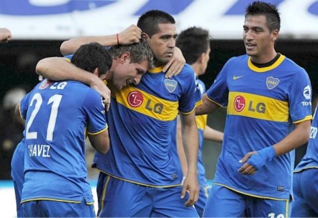 Clausura 2011 Boca 2 River 0