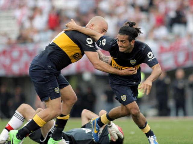 Torneo Inicial 2012 River 2 Boca 2