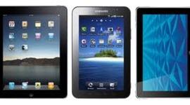 The Development of Tablets timeline
