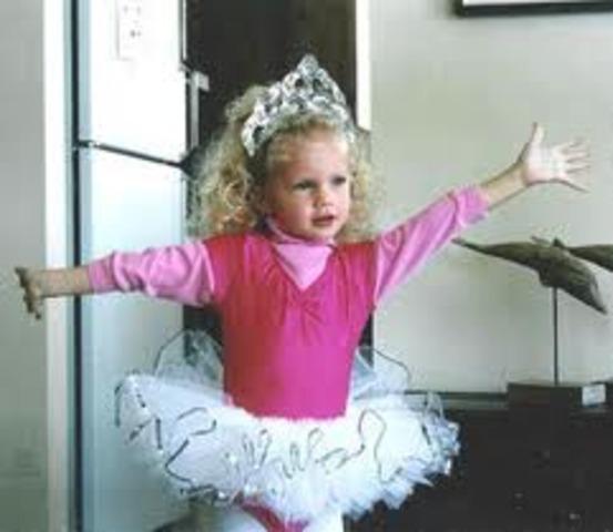 Taylor's born