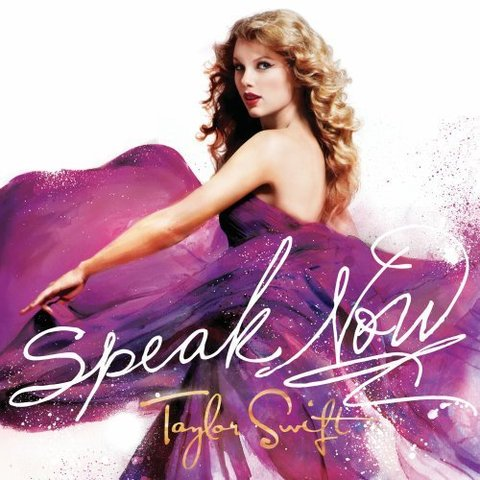 "Taylor Releases ""Speak Now"""