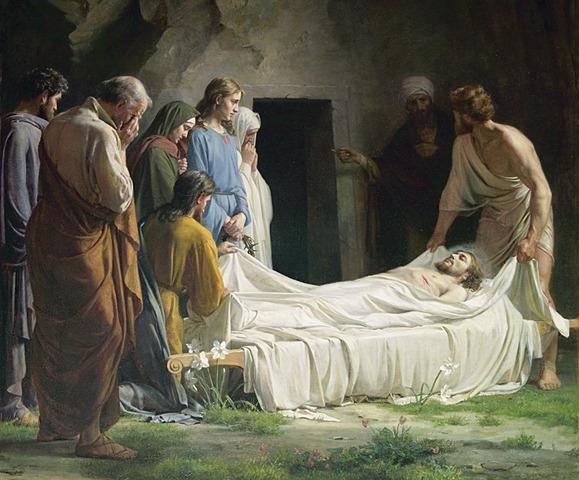 Rest of Christ