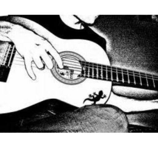 mi iniciación musical en guitarra clasica